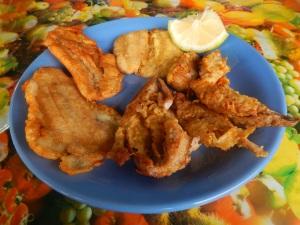 Atún, una de las delicias que se pueden probar en Bahía Solano. Foto: Juan Uribe